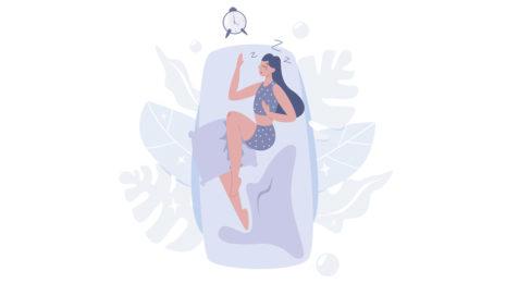 Что, если спать без подушки