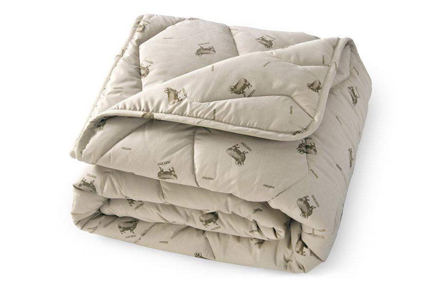 Кассетное овечье одеяло