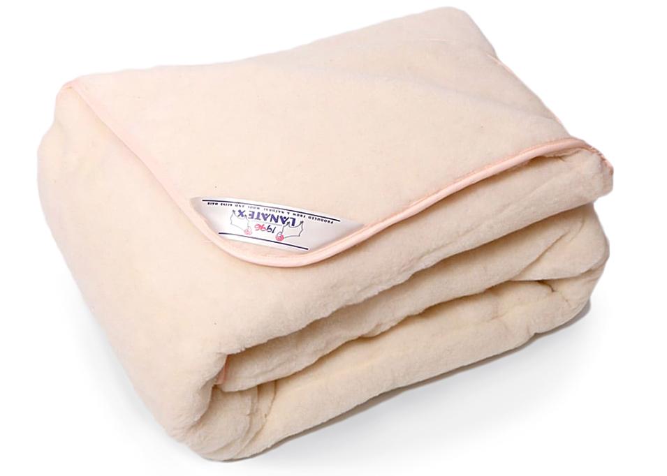 Меховое овечье одеяло