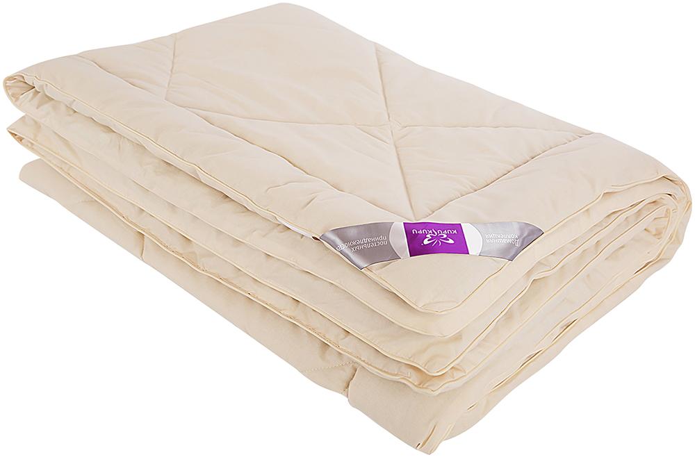 Стеганое овечье одеяло