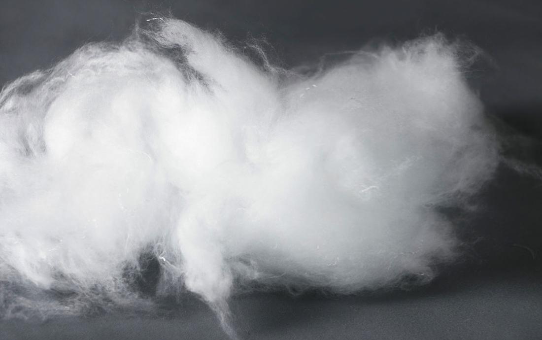Наполнитель искусственный лебяжий пух