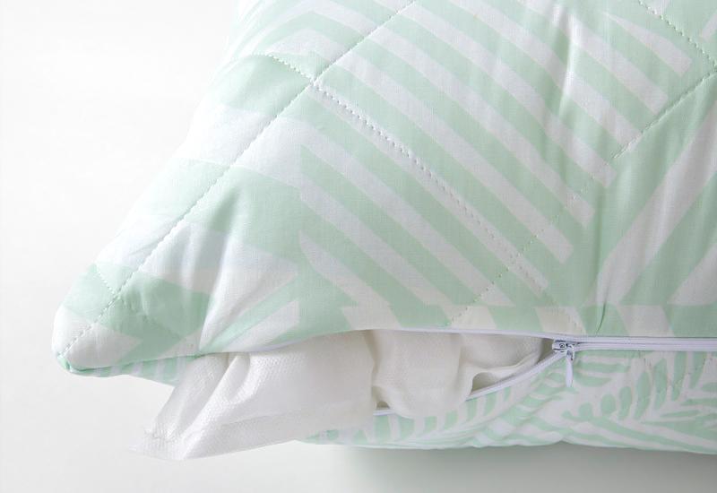 Эвкалиптовая подушка внутри