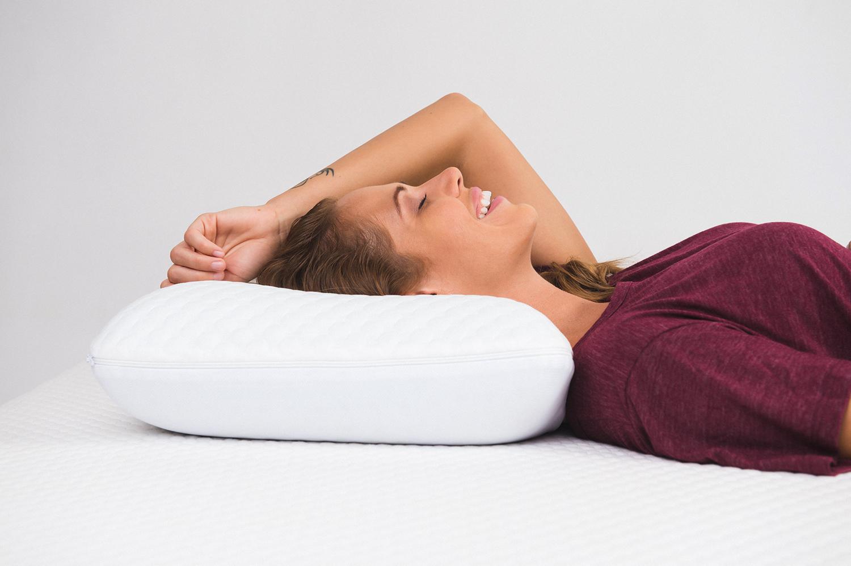 Оптимальная по высоте подушка