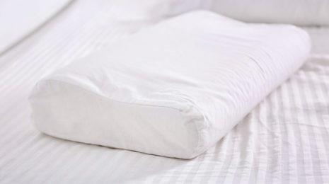 Подушка для сна при шейном остеохондрозе