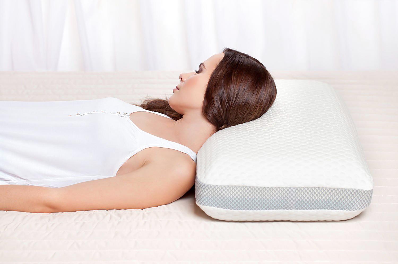 Слишком высокая подушка