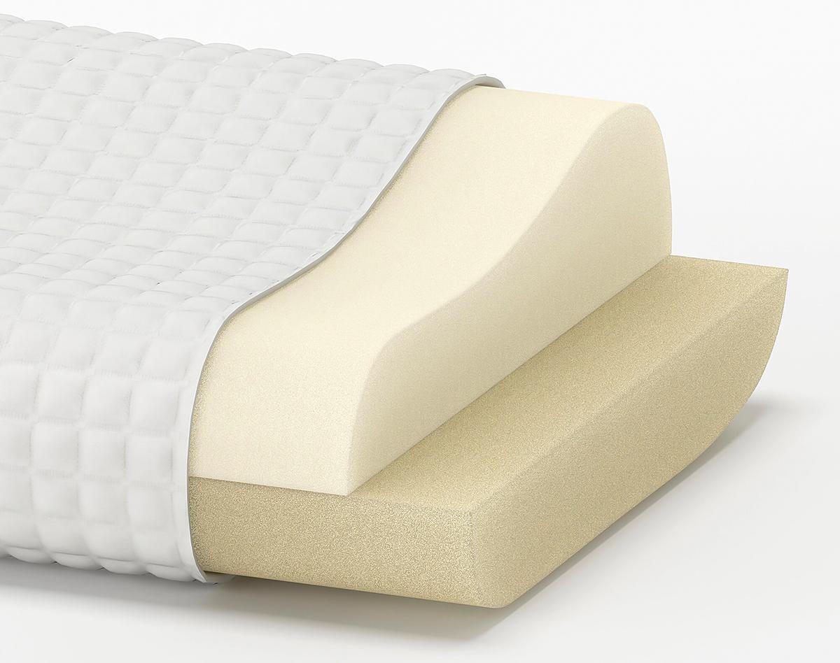 Пенополиуретановая подушка внутри
