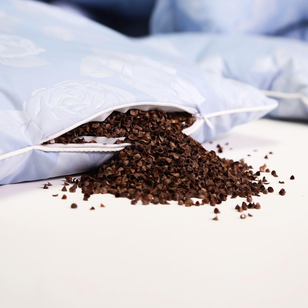 Гречневая шелуха в подушке