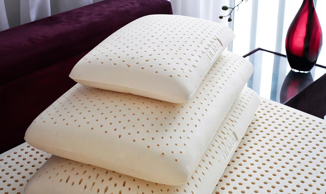 Классическая латексная подушка