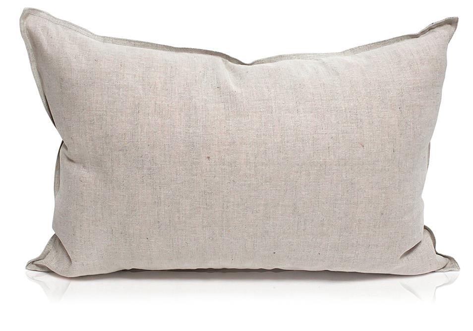 Льняная подушка Лика